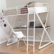 loft beds with desks on hayneedle bunk beds with desks