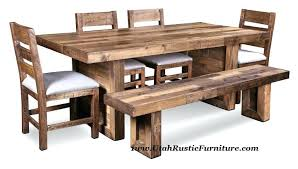 wood block dining table wood dining table boardwalk solid wood butcher block dining table
