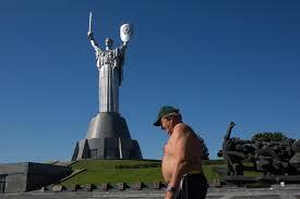Russian Flag With Hammer And Sickle Tearing Down Ukraine U0027s Communist Past Russia Al Jazeera