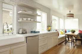 Kitchens With Light Cabinets Light Gray Kitchen Cabinets Contemporary Kitchen Bonesteel