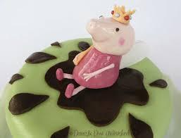 peppa pig birthday cake u2014 domestic diva unleashed