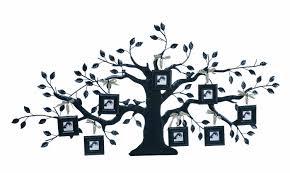 family tree wall decor metal