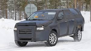 bmw minivan 2015 fiat dual cab ute spied italian brand u0027s rival to toyota hilux