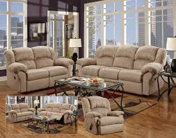 couch and loveseat set camel fabric modern reclining sofa u0026 loveseat set w options