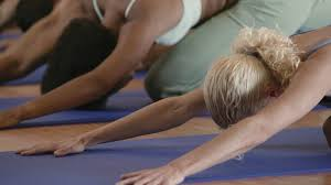 back pain got you down yoga is a good alternative to physical