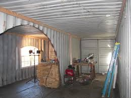 shipping container home interior a home built from two shipping containers