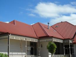 what colour to paint a house with a red roof australia google