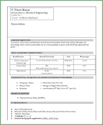 resume for electrical engineer fresher pdf download lovely fresher engineer resume templates 6 free word pdf format