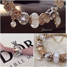 gold bracelet with pearl charm images 96 best pandora images pandora jewelry jewelery jpg