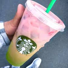 how to order a starbucks matcha pink drink popsugar food