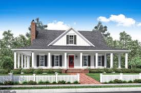 country style house with wrap around porch perkins house plan house plans design open concept and plan
