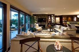 la jolla luxury family room robeson design san diego interior
