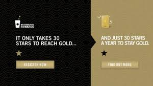 starbuck gold card is the starbucks gold reward card worth it delishably