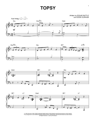 Count Basie Splanky Pdf Digital Sheet Of Count Basie For Piano