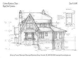 side elevation 117 best drafting elevations images on pinterest collections