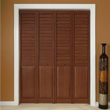 folding doors interior home depot home fashion technologies 30 in x 80 in 3 in louver panel