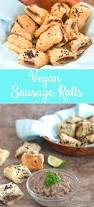 Taste Of Home Easter Recipes by Vegan Mushroom Sausage Rolls Recipe Sofabfood