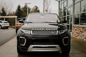 lexus of bellevue vip car wash hours new 2017 land rover range rover evoque autobiography sport utility
