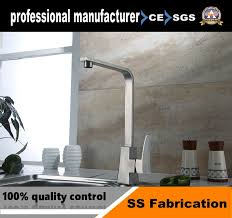 kitchen cabinet sink faucets china square stainless steel kitchen cabinet sink faucet