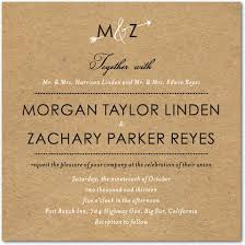 wedding invitations calgary 10 breathtaking rustic wedding invitations wedding guide