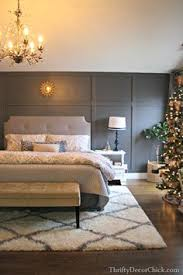 Bedroom Panelling Designs Diy Paneled Wall For Under 200 Walls Pinterest Panel Walls