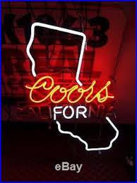 vintage coors light neon sign coors for california blinking vintage neon sign vintage neon sign