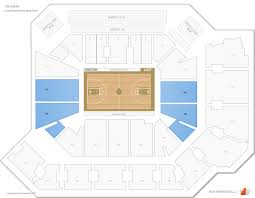 cfe arena ucf seating guide rateyourseats com