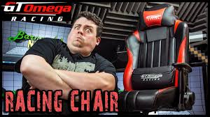Desk Chair For Gaming by The Ultimate Gaming Gtomega Evo Xl Youtube