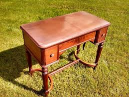 White Sewing Machine Cabinet by White Sewing Machine Co Mount Vernon Library Table Sewing Cabinet
