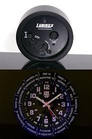 travel alarm clocks images Watchlist rakuten global market luminox luminox travel alarm jpg