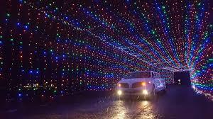 Christmas Lights For Cars Gift Of Lights Bingemans