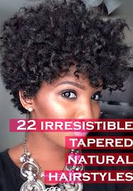 short natural tapered low hairstyles with a part 22 irresistible tapered afro hairstyles that make you say wow