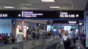 Charlotte Nc Airport Map A Tour Of Charlotte Douglas International Airport Clt 2013