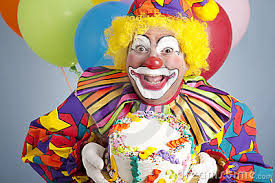 clowns for birthday to the clown myfitnesspal
