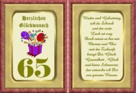 geburtstagssprüche 65 lustige geburtstag wünsche 65 jahre kostenlos ausdrucken