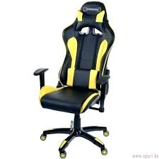 chaise bureau jaune fauteuil de bureau en cuir nycphotosafaris co