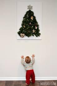 diy toddler proof christmas tree tutorial