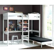 bureau surélevé lit mezzanine avec bureau integre lit sureleve avec bureau lit
