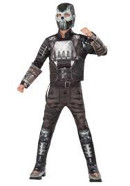 scary halloween costumes for kids boys boys civil war crossbones deluxe costume
