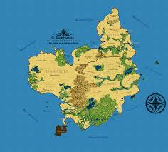 World Map Generator by Regional Fantasy Map By Blacksahara On Deviantart
