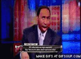 Stephen A Smith Memes - stephen a smith gif find share on giphy