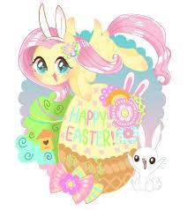 Mlp Easter Eggs 872232 Bunny Artist Puchiko Bunny Ears Easter