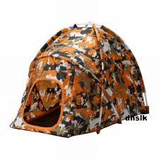 ikea bastis cat dog doll tent pet bed hiding place camouflage