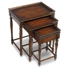 Nesting Desk Hooker Furniture Nested Side Table Hayneedle