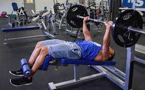 decline bench press muscles decline bench press video exercise guide tips