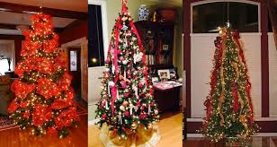 tree decorating ideas with ribbon archives next