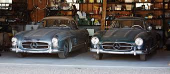 classic mercedes models will this pair of mercedes benz 300sls set a sale record bloomberg