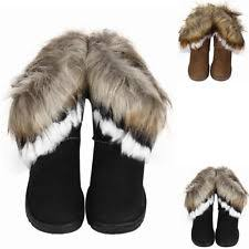 womens boots sale fur lined boots ebay