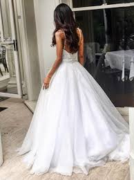 backless wedding dress buy sweep backless wedding dress with lace top