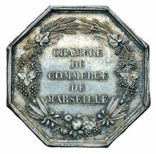 chambre des commerces marseille chamber of commerce marseille tokens numista